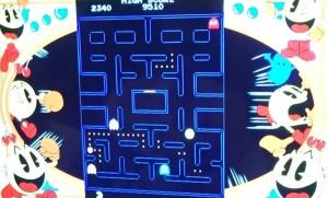 PacMan Closeup