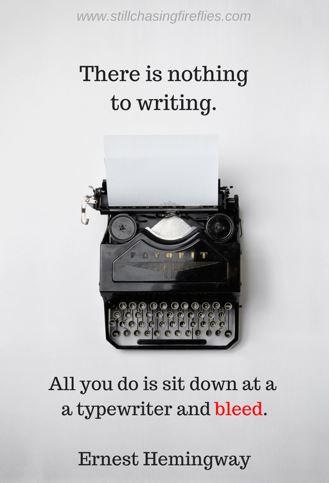 typewriter-and-bleed